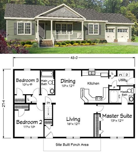 Best Ranch Home Plans by Small Ranch Style House Plans Awesome Best 25 Ranch Style