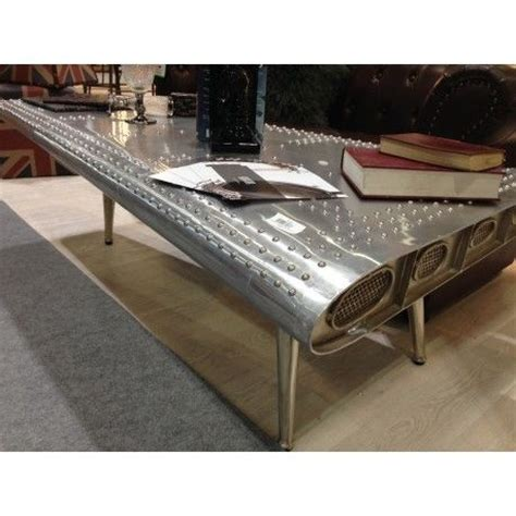 Airplane Wing Coffee Table by The World S Catalog Of Ideas
