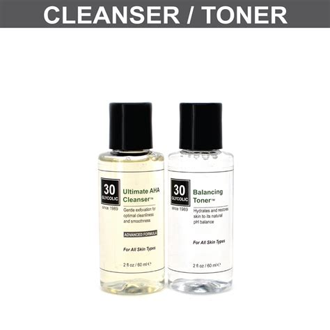 Toner Anti Jerawat 60ml ultimate aha cleanser toner pair with 2 glycolic acid phbeautiful