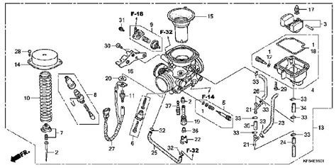 crf150f carburetor diagram crf230f wiring diagram wiring diagram with description