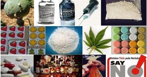 Remaja Tanpa Masalah jenis jenis narkoba psikotropika dan zat adiktif lainnya