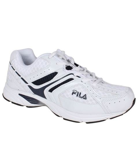 white running shoes for fila dynamo white running shoes price in india buy fila