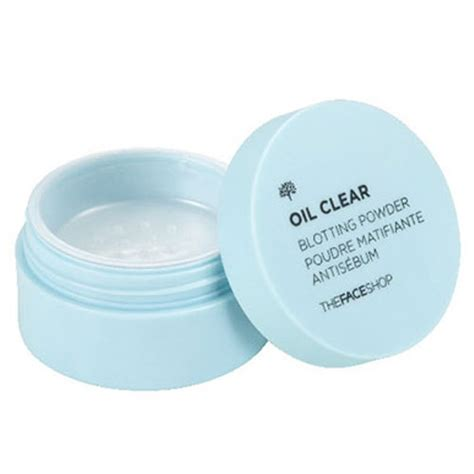 Harga The Shop Clear Blotting Powder the shop clear blotting powder the shop
