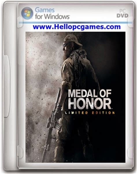 free download full version pc games medal of honor medal of honor limited edition game free download full