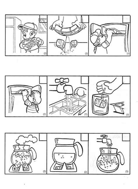 dibujos para colorear sobre agua menta m 225 s chocolate recursos y actividades para