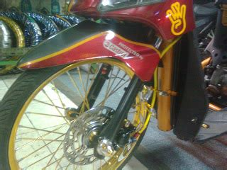 Shock Depan Beat Standar scut quot standard customs quot mio sunset