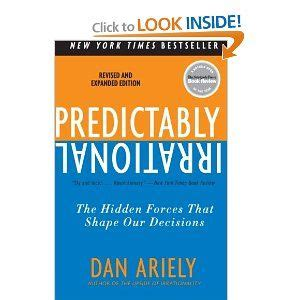 libro predictably irrational the hidden 16 best reading to enhance your career images on books to read libros and playlists