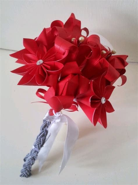 Origami Tulip Bouquet - 17 best images about origami flowers on paper