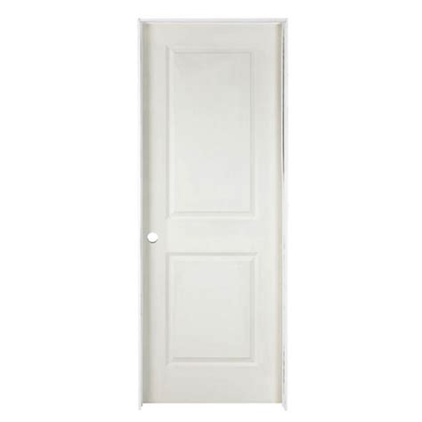 32x80 interior door 2 panel pre hung interior door 32 quot x 80 quot left rona