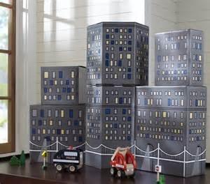 cardboard city inner child fun