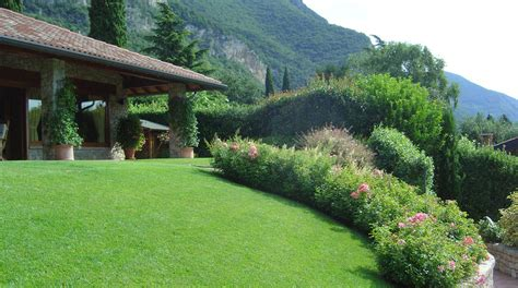 giardino al lago green design