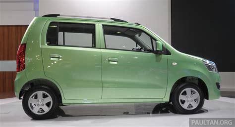 New Suzuki Wagon R New Suzuki Karimun Wagon R And Stingray At Iims Image 199926