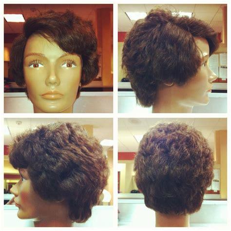 90 degree short haircuts 90 degree cut or quot uniform layers quot tara calida robeets