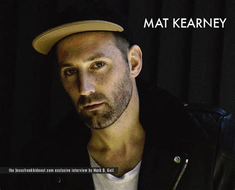 Mat Kearney by Mat Kearney Mat Kearney 2015 Jesusfreakhideout