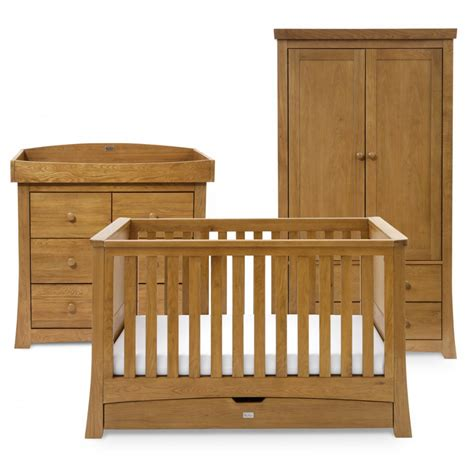 Silver Cross Nursery Furniture Sets Silver Cross Canterbury Nursery Furniture Set