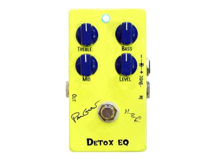 Hbe Detox Eq For Sale by Hbe ホームブリューエレクトロニクス Paul Gilbert S Detox Eq Ksound