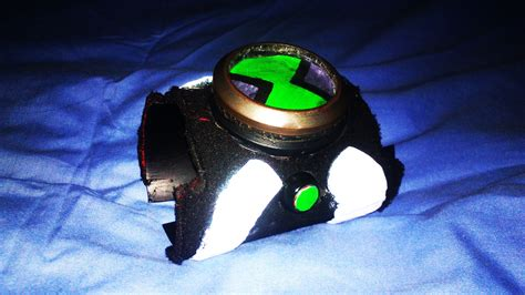 How To Make A Ben 10 Omnitrix Out Of Paper - omnitrix prop by kfpdw on deviantart