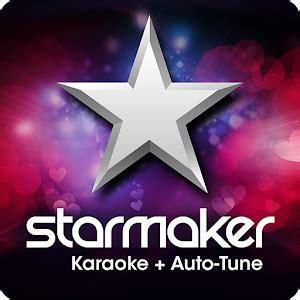starmaker apk starmaker karaoke auto tune apk apkcraft