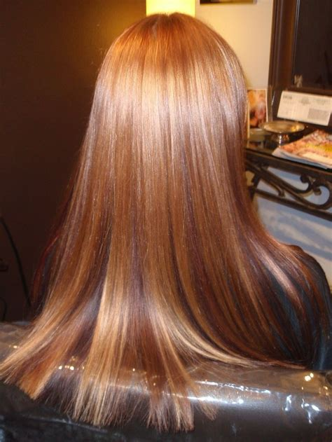 highlights and lowlights for red hair love this highlights and lowlights for redheads not too