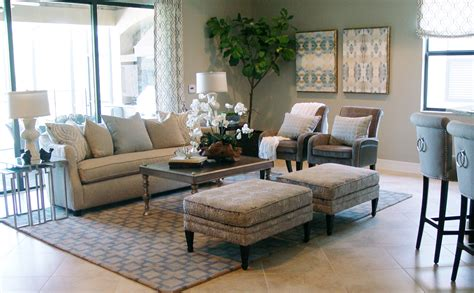 Home Decorating Courses Online by Model Home Completed In The Village Of Millbrook At
