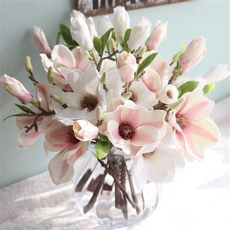 cheap new year flowers get cheap artificial flower bush aliexpress