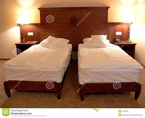 how big is a double bed large double bed stock photo image 4122320