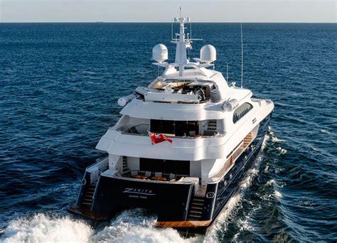 yacht zenith a sabre catamarans superyacht charterworld - Yacht Zenith