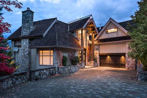 Inspired By Whistler Bc Mountain Home Decor Whistler Luxury Chalets And Vacation Rentals With Vip
