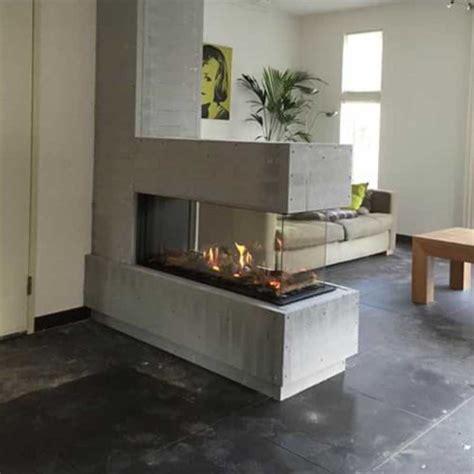 room divider fireplace bellfires fireplaces view bell room divider large 119 cm