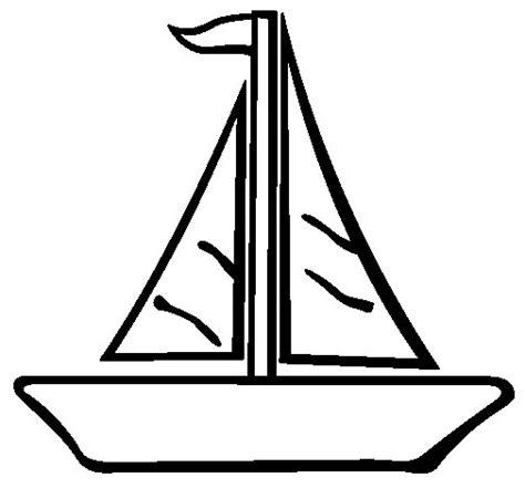 imagenes de barcos faciles para dibujar dibujo de barco velero 1 para colorear dibujos net