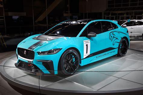 Jaguar Auto Videos by Jaguar Details I Pace Race Car Built By Jlr S Svo Division