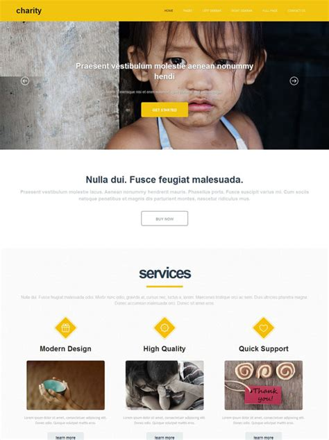 charity site templates charity website template charity website templates