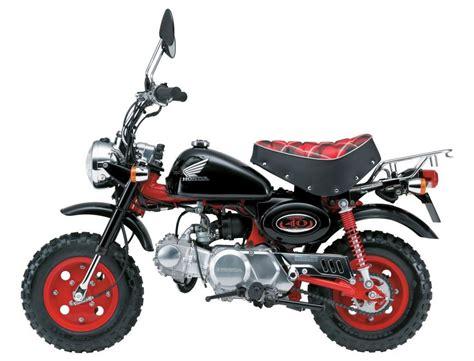 Two Wheeler Motorcycle by Tiny Two Wheeler Stylish Honda Z50m Monkey Bike Custom