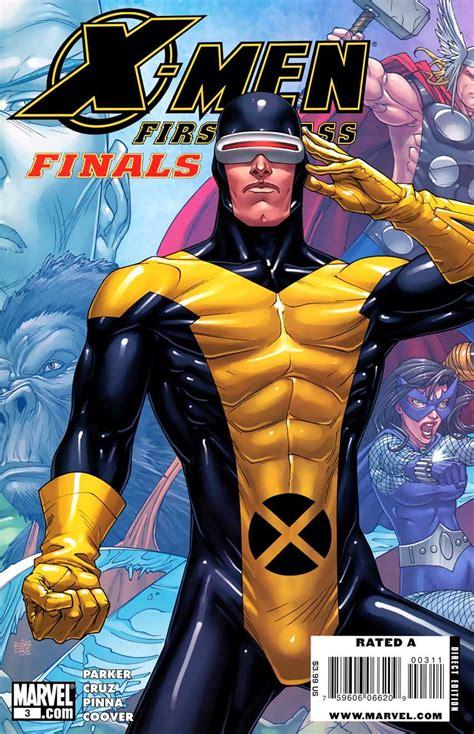 Marvel X Class 1 class finals vol 1 3 marvel database