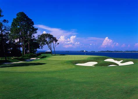 ocean forest golf club sea island ga albrecht golf guide