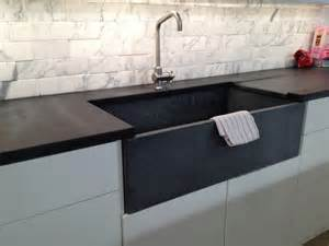 Soapstone Sinks And Countertops Soapstone Kitchen Sink And Countertop Chelsea