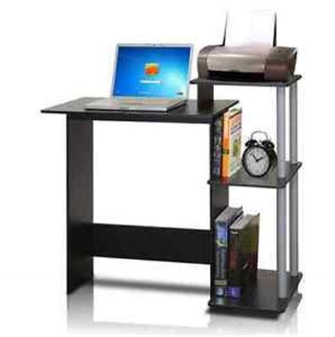 Laptop Printer Desk Small Black Laptop Computer Desk Home Office Stand Printer Table Furniture