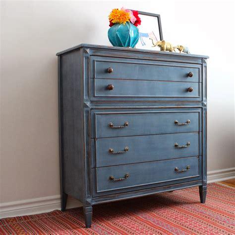 Boys Dressers by Poppyseed Creative Living Blue Boy Dresser