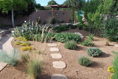 Landscape Rock Albuquerque Santa Fe Permaculture Xeric Garden Asian Landscape