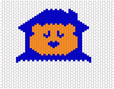 bear in the big blue house bear in the big blue house bead pattern peyote bead patterns characters bead patterns