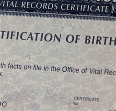 Vital Records Birth Certificate Request Dept Of Health Carroll County Health Department