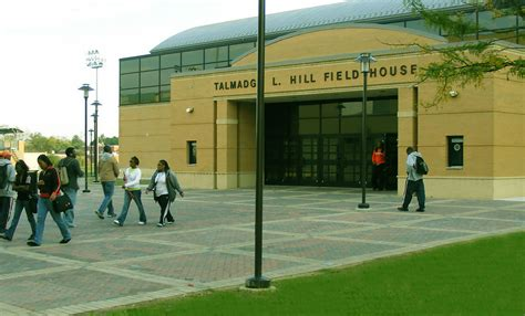 Bowie State Mba by Talmadge L Hill Field House