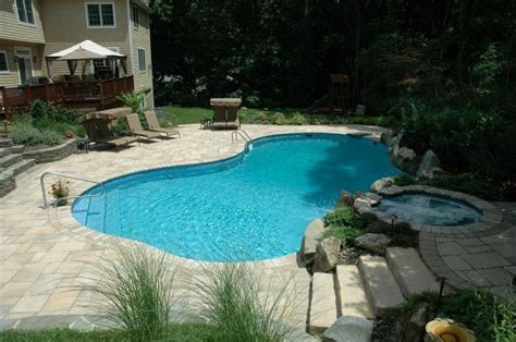 patio pool and spa backyard upgrades