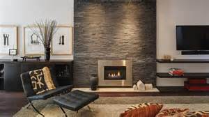 Living Room With Brick Fireplace A Twist Of Brick Fireplaces In 15 Modern And