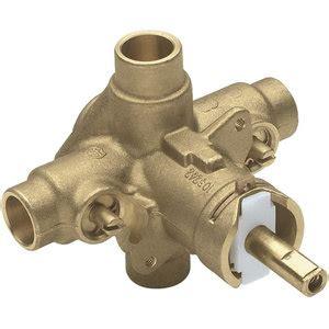 m2570 posi temp tub shower valve in valve
