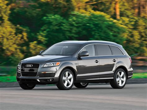 audi q7 us audi q7 s line usa 2008 audi q7 s line usa 2008 photo 04