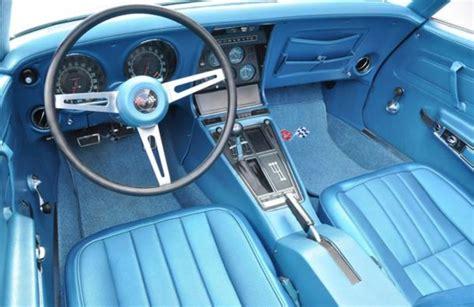 1970 corvette interior 1970 c3 corvette zr 1 heading to auction gm authority