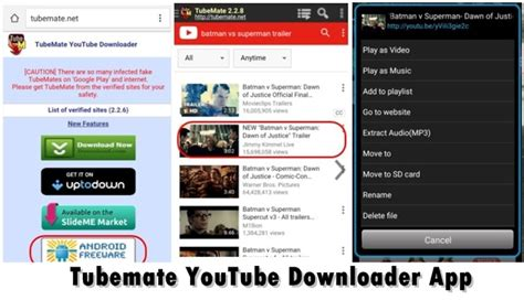 tubemate android app tubemate for android free 2 0 9 dedalbutton