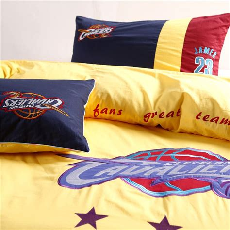 cleveland cavaliers bedding cleveland cavaliers bedding set lebron james nba twin