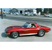 Larry Watson 60s Corvettes At Custom Car ChronicleCustom